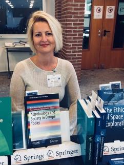 klara anna capova astrobiology and society in europe today